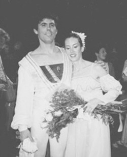Mike Dailey and Andrea Bains: Ballet Arts' Cinderella